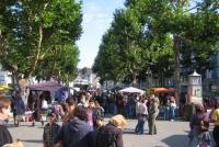Flohmarkt 2009