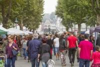 Flohmarkt Limburg 2014