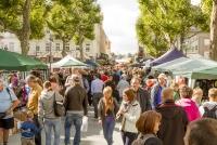Flohmarkt Limburg 2015