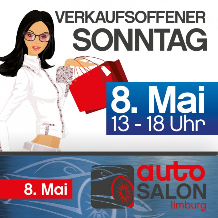 23 limburger autosalon und verkaufsoffener sonntag am 8 mai 2016 cityring limburg. Black Bedroom Furniture Sets. Home Design Ideas