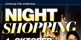 Latenight Shopping in Limburg am 1. Oktober 2016