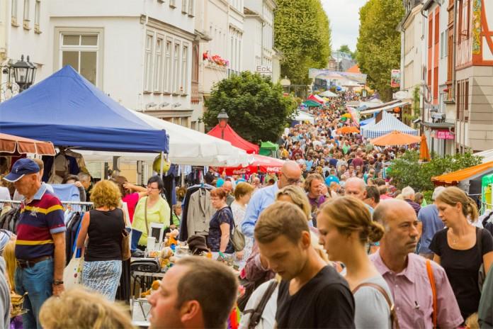 Limburger Flohmarkt 2016