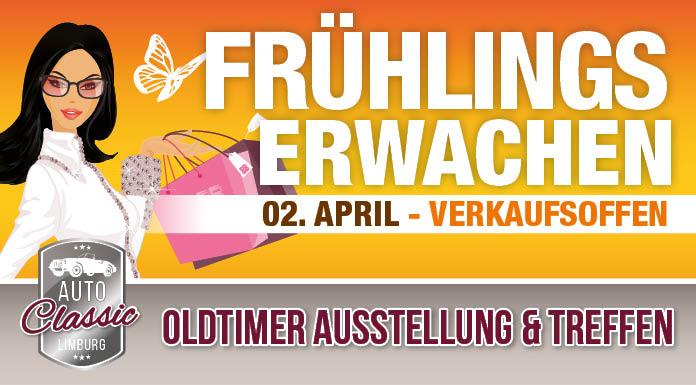 Frühlingserwachen + Oldtimer Ausstellung Auto Classic