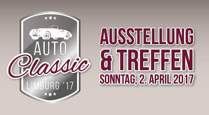 Verlosung und Gewinn-Nummern: Auto Classic '17 in Limburg