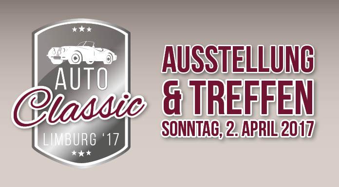 Auto Classic '17 in Limburg - Oldtimer-Ausstellung