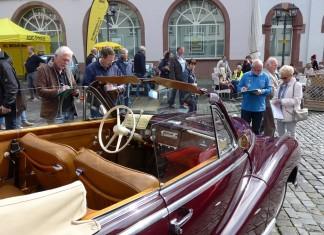 Auto Classic Limburg 2017 - Oldtimer-Ausstellung