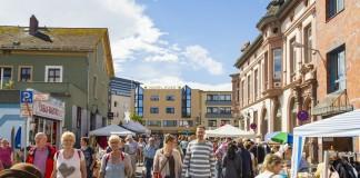 Letzte Karten kaufen für den Flohmarkt Limburg 2017