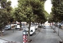 Leerer Neumarkt Limburg - sieht so die Zukunft aus?