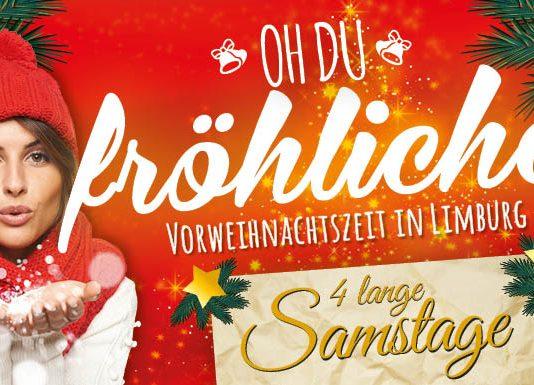 Oh Du fröhliche: Einkaufen in der Vorweihnachtszeit in Limburg