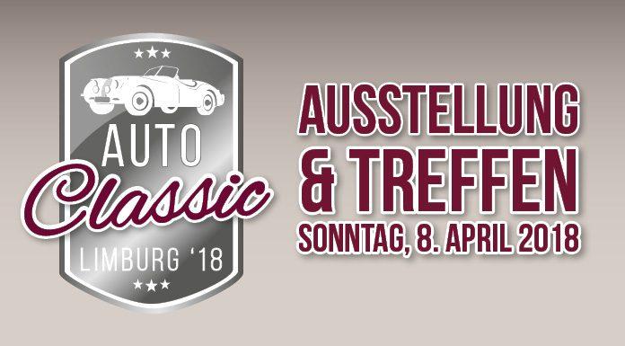 8. April 2018 Oldtimer Ausstellung und Treffen in Limburg