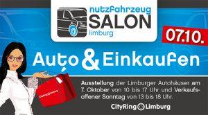 12. Limburger NutzfahrzeugSalon - 7.10.2018 @ Limburger Innenstadt | Limburg an der Lahn | Hessen | Deutschland