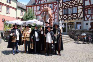 Öffentliche Nachtwächterführung für Einzelpersonen @ Limburg an der Lahn