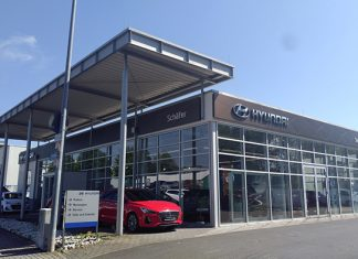 Erleben Sie Hyundai bei Schäfer Autowelt.