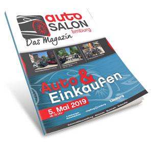 AutoSalon 2019 - Das Magazin