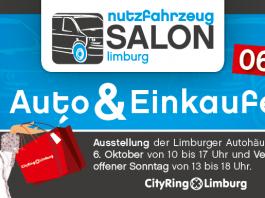 CityRing Limburg - 13. NutzfahrzeugSalon und Verkaufsoffener Sonntag