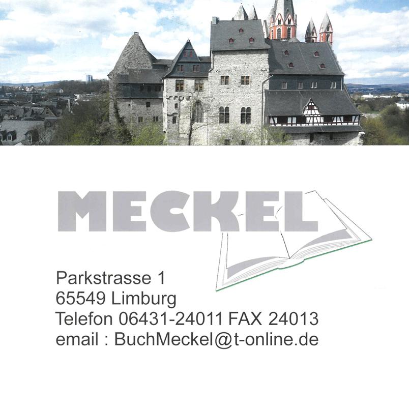 Buchhandlung Meckel Heimat shoppen Limburg 2019