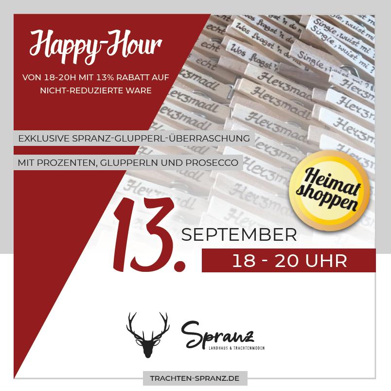 Trachten Spranz Heimat shoppen Limburg 2019